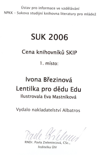 Suk_2006_knih_Lentil_malé