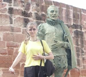 Cervantes a Iv.