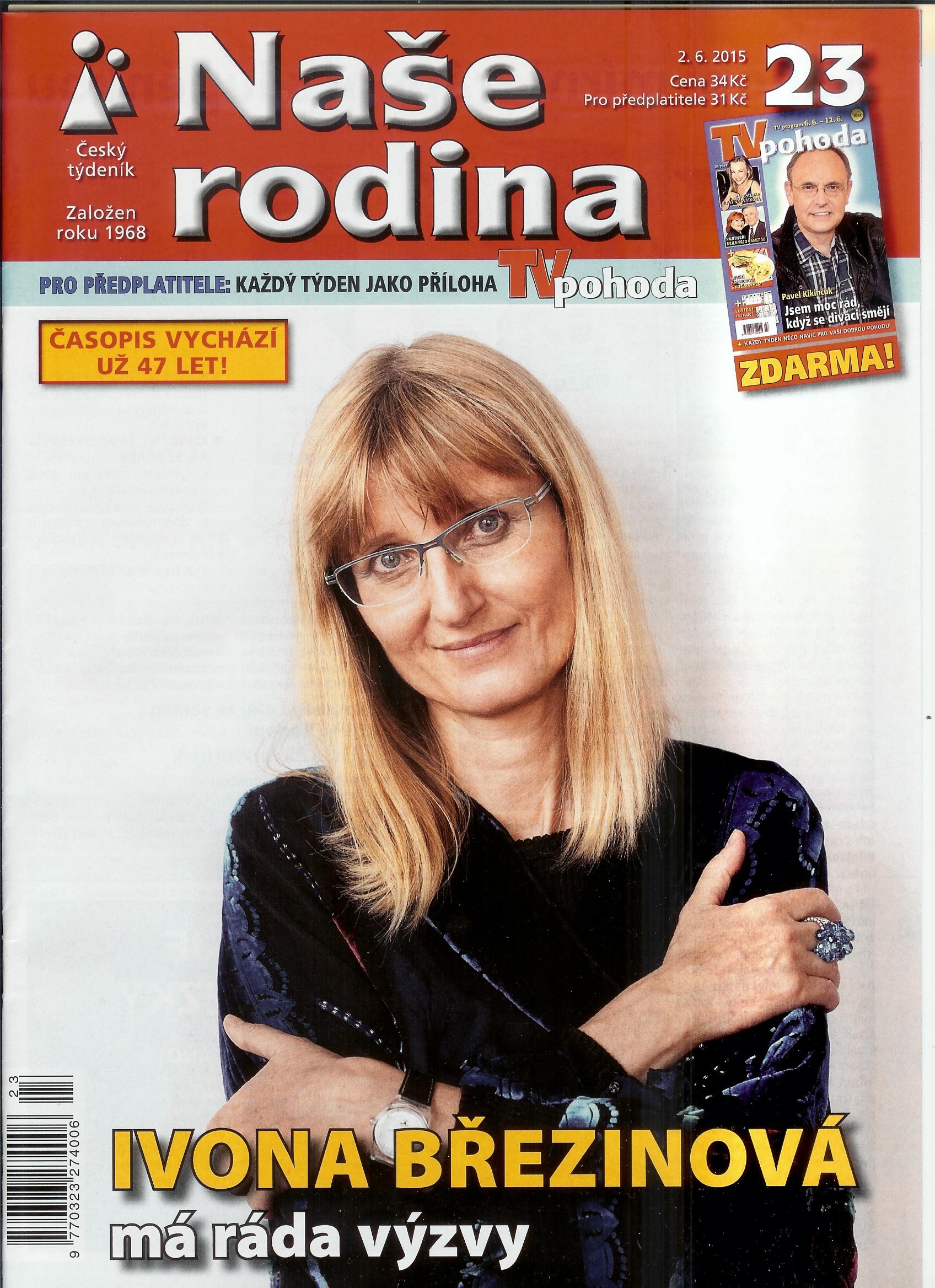 Rozhovor_Naše_rodina_obalka