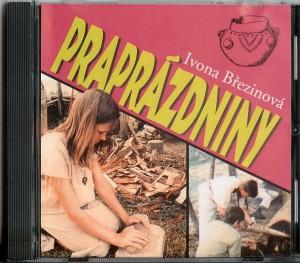 CD Praprázdniny-obal