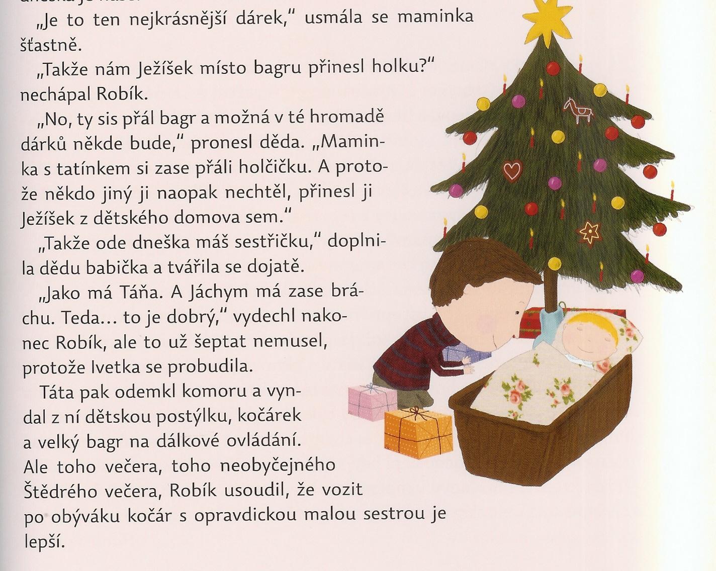 Jezisek_ilustrace