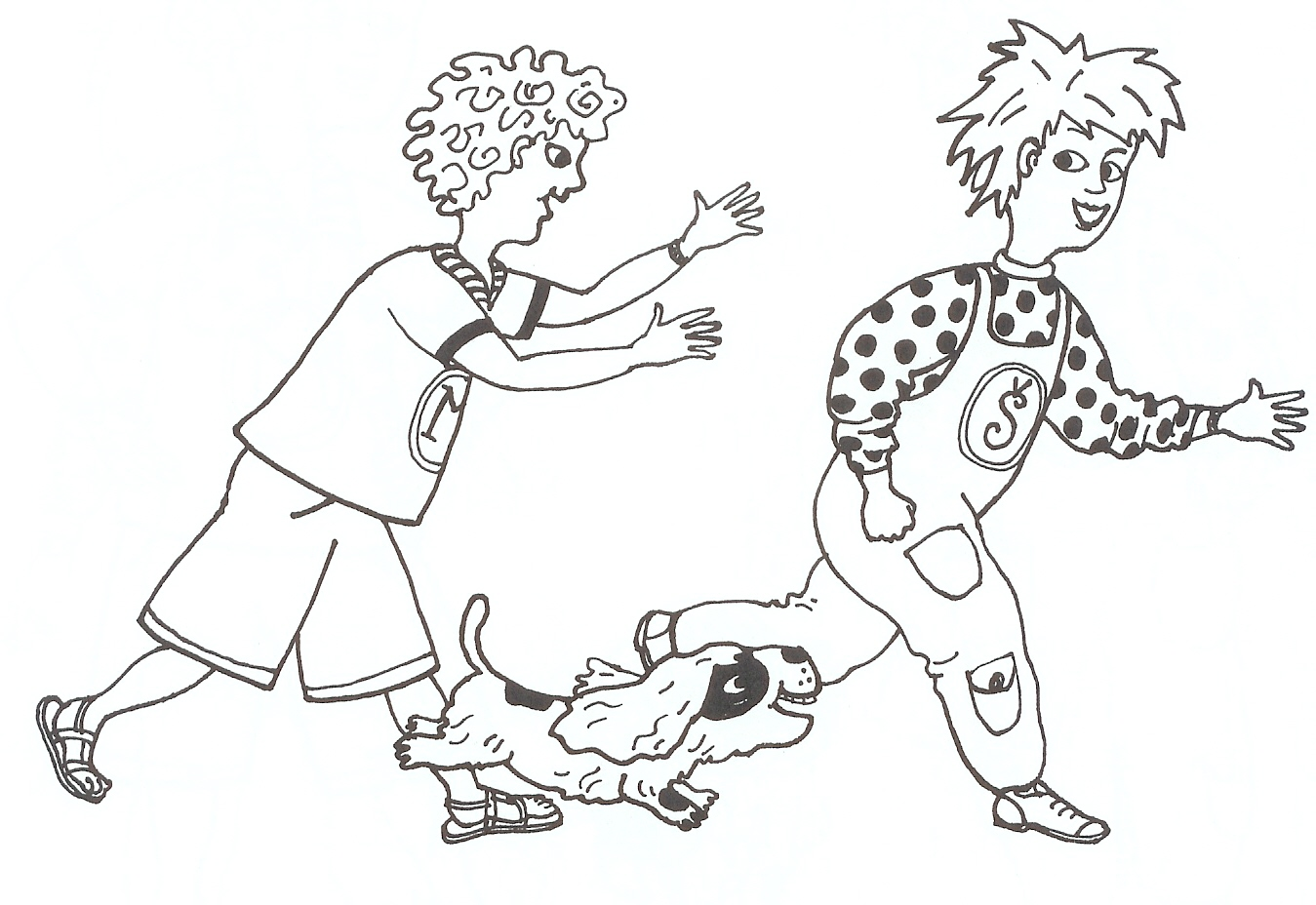 MíšaŠíma a pes