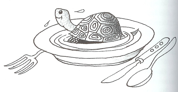 Panenka-želva
