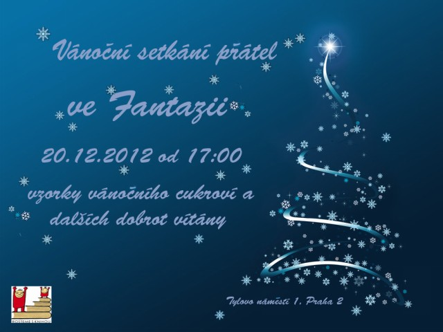 pozvánka Vánoce 2012-2