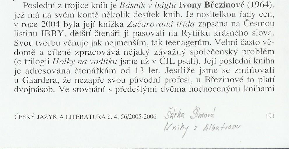 Básník v báglu_RECENZE_Šímová_A
