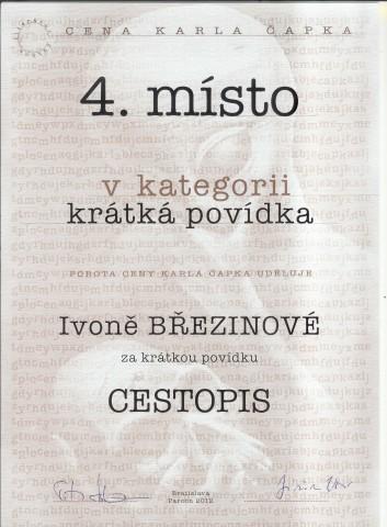 Cena Karla Čapka