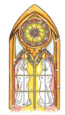 Goticokno-okno