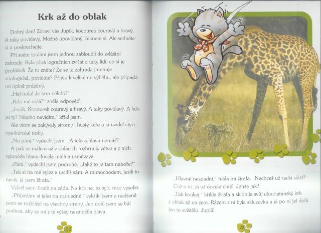 Jupík_žirafa