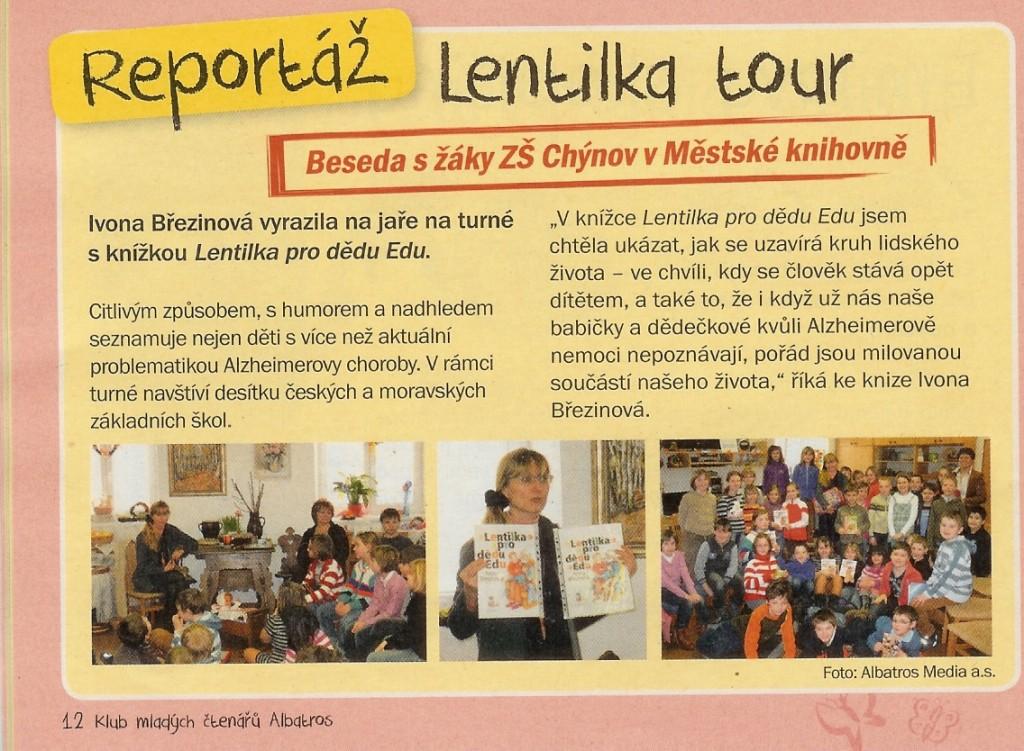 Lentilka_KMČ_léto2013