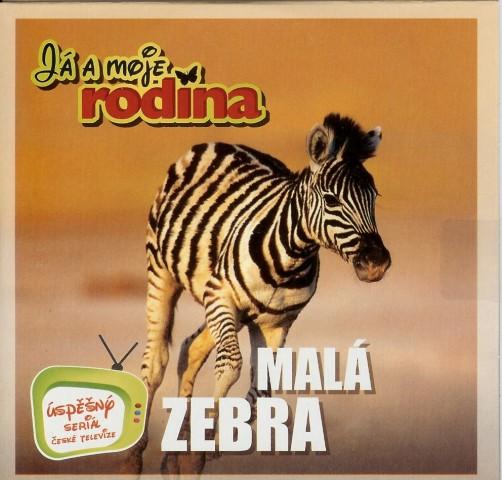 Malá zebra