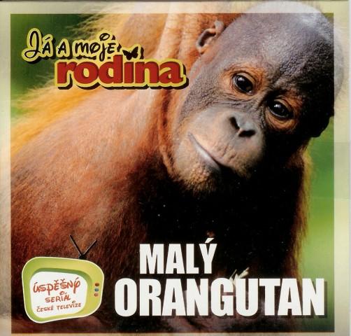 Malý orangutan