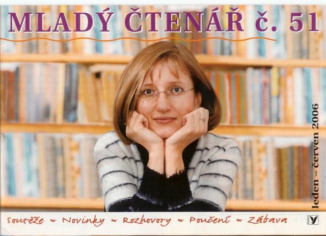Mladý čtenář 2006_obalka