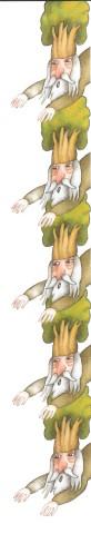 Pět dubových králů