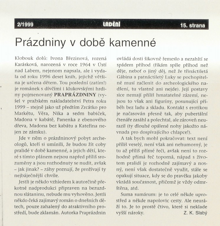 Praprázdniny_RECENZE_Slabý