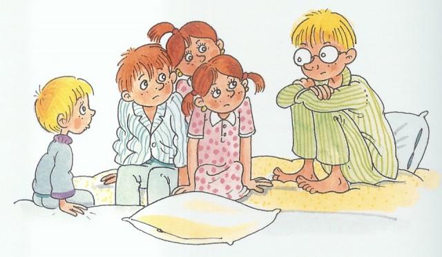 Trosečníci_Dům_pyžama