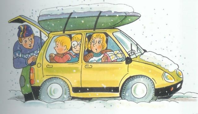 Trosečníci_Sněžný_muž_auto