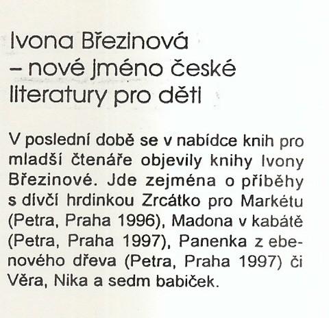 VěraNika_RECENZE_Ondrouchová_A